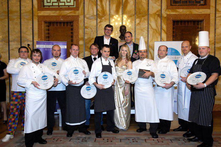 Vyhlášení Grand Restaurant 2011