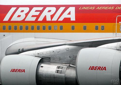 Aerolinky Iberia