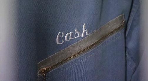 Aukce předmětů Johnnyho Cashe