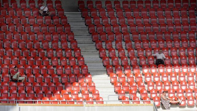 Fotbaloví diváci
