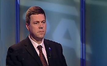 Viktor Čech, náměstek ministra vnitra pro mezinárodní vztahy