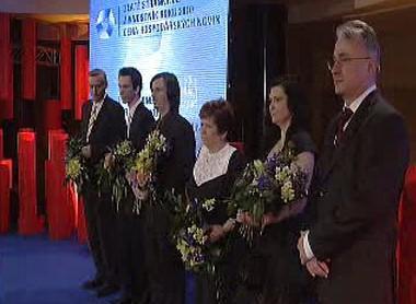 Ocenění v soutěži Firma a živnostník roku 2010