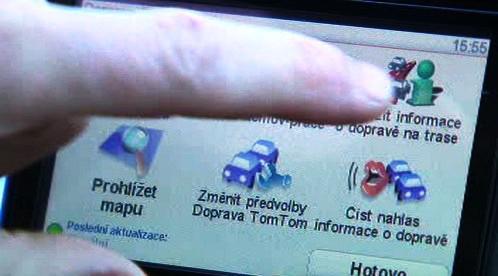 Dopravní informace