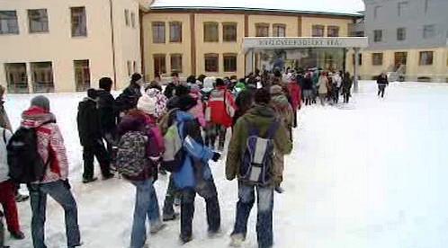 Studentský protest