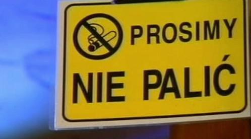 Plakát proti kouření