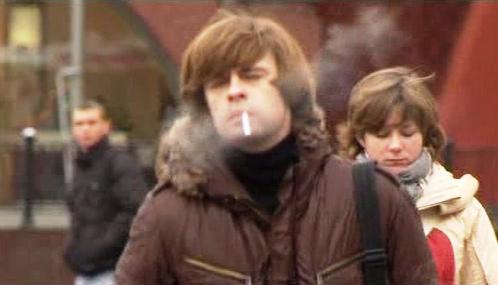 Kouření v Rusku