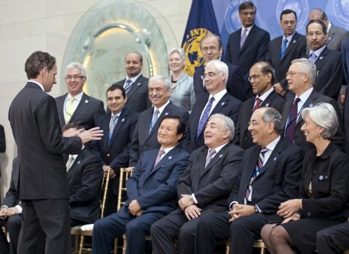 Zasedání MMF
