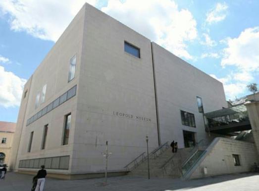 Leopoldovo muzeum ve Vídni