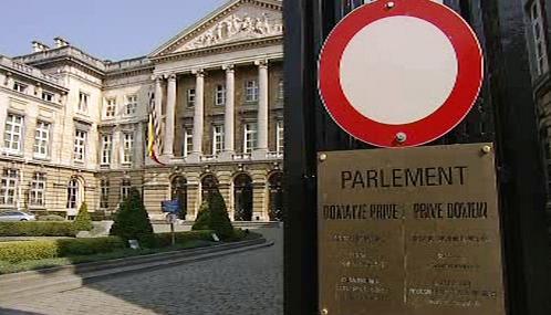 Belgický parlament