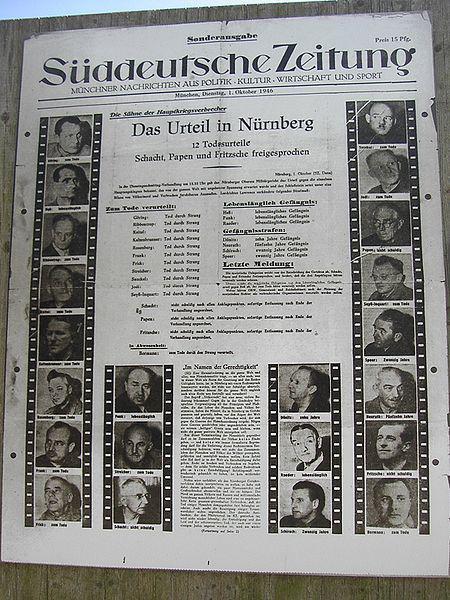 Norimberský verdikt