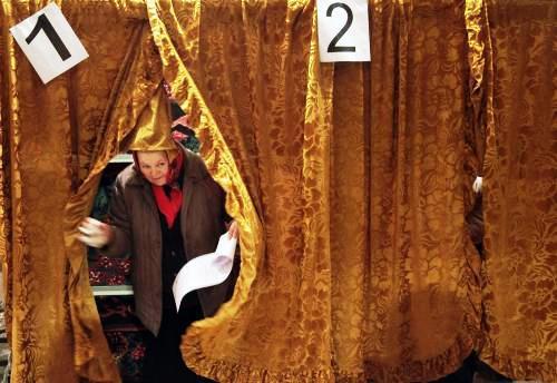Parlamentní volby v Moldavsku