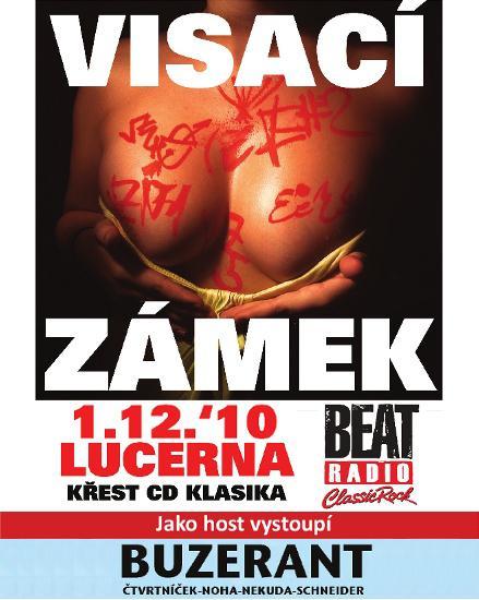 Visací zámek / plakát