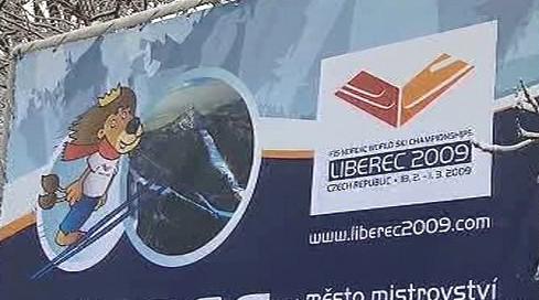 Billboard k MS v Liberci