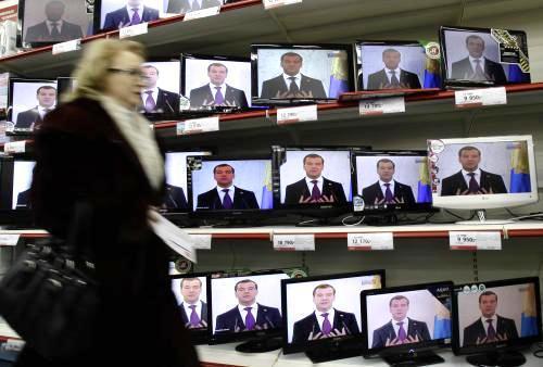 Poselství Dmitrije Medvěděva k národu