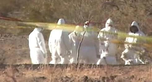 V Mexiku objeven masový hrob