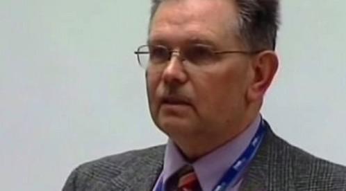 Šéf policie v Marinette Jeff Skorik