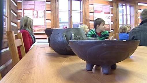 Tvůrčí dílny pravěké keramiky