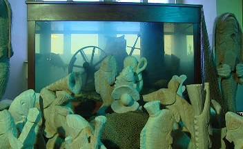 Vltavský rybí betlém