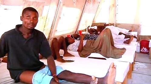 Cholera na Haiti