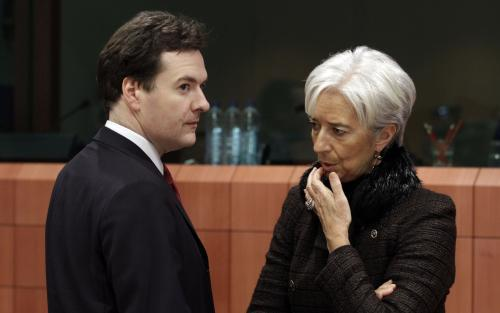 Lagardeová a Osborne