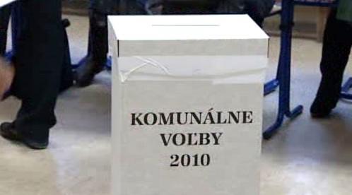 Komunální volby na Slovensku