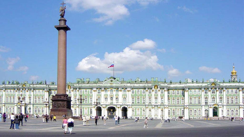 Petrohradská Ermitáž