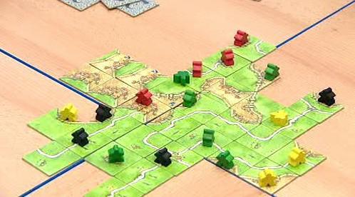 Stolní hra Carcassonne