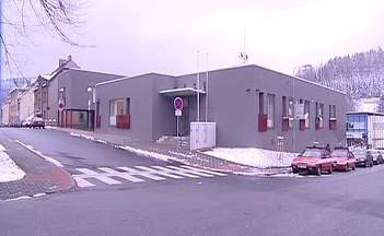 Hasičská stanice v Tanvaldu