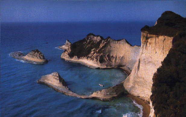 Pobřežní útes