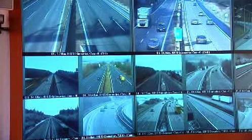 Dopravní kamery