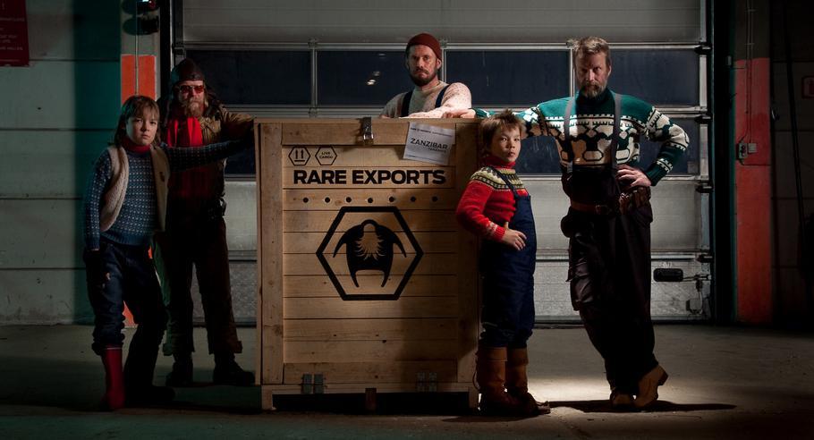 Rare Exports (Vzácné zboží)