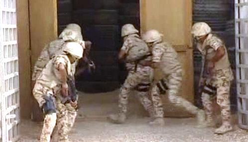Zásah saúdskoarabské armády