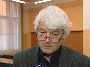Odvolaný šéf PFS Richard Sporka