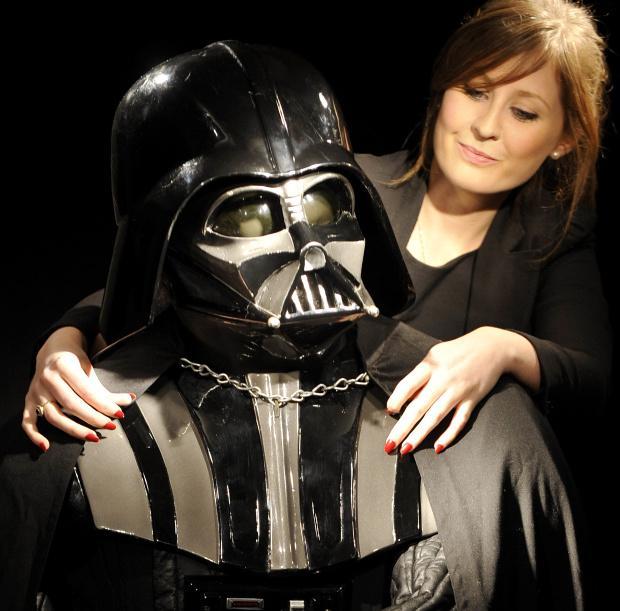 Kostým Darth Vadera z Hvězdných válek