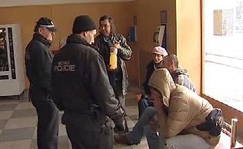 Bezdomovci v havlíčkobrodské nemocnici