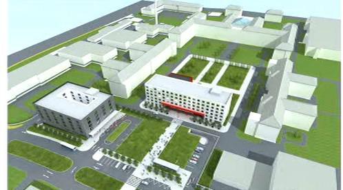 Projekt rozšíření Ústřední vojenské nemocnice