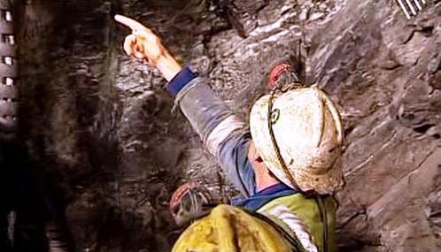 Důlní záchranář