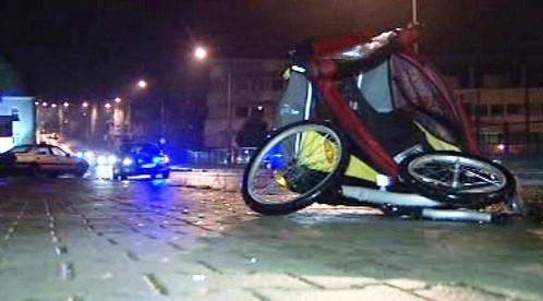 Dopravní nehoda v Jablonci