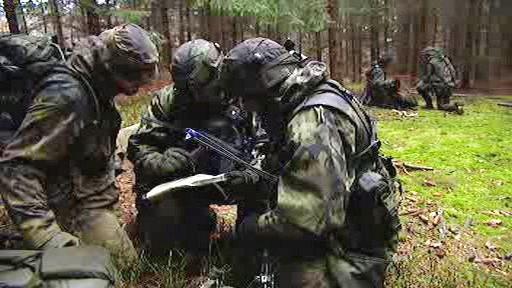 Výcvikový kurz Komando