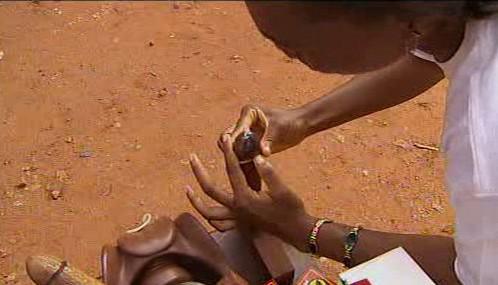 Africká osvěta v boji proti AIDS