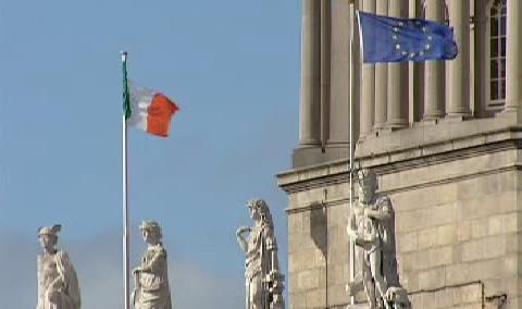 Irsko a EU