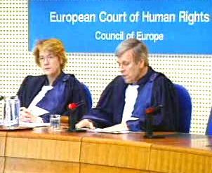 Evropsky soud pro lidská práva