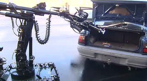 Upravený robot má prozkoumat vzduch v novozélandském dole
