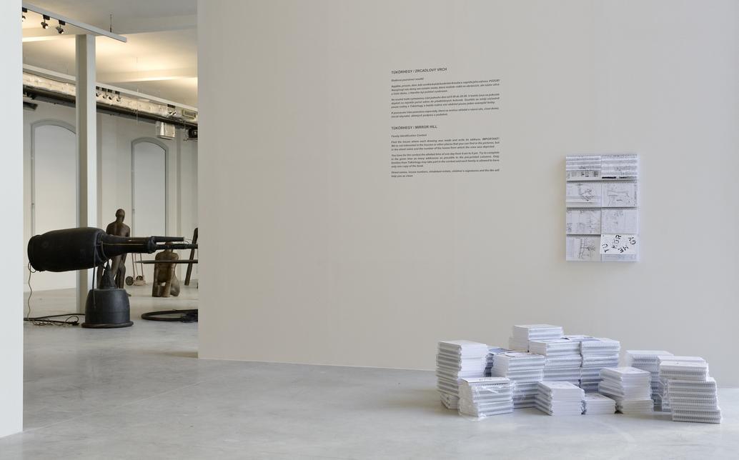 Instalace Kateřiny Šedé