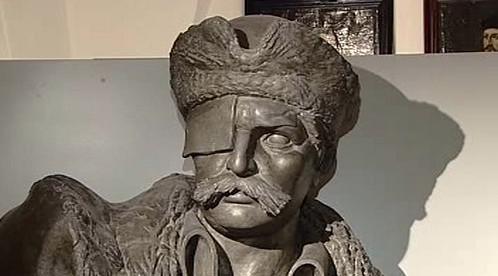 Busta Jana Žižky z Trocnova