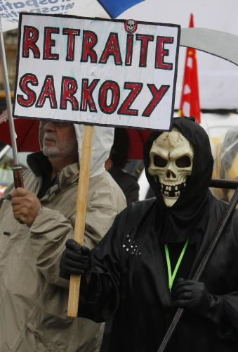 Stávky ve Francii