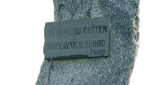 Památník obětem dopravních nehod