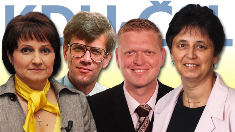 Kandidáti na předsedu KDU-ČSL