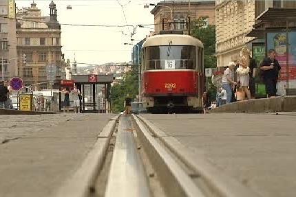 Hromadná doprava v Praze