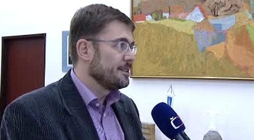 Starosta Pavel Vondrys